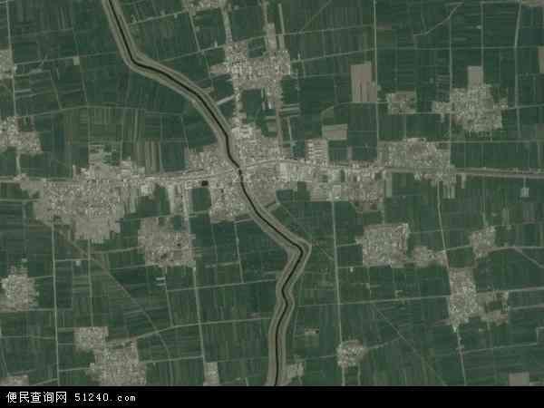 塔桥镇卫星地图 - 塔桥镇高清卫星地图