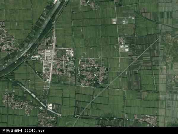 塔山镇地图 - 塔山镇卫星地图