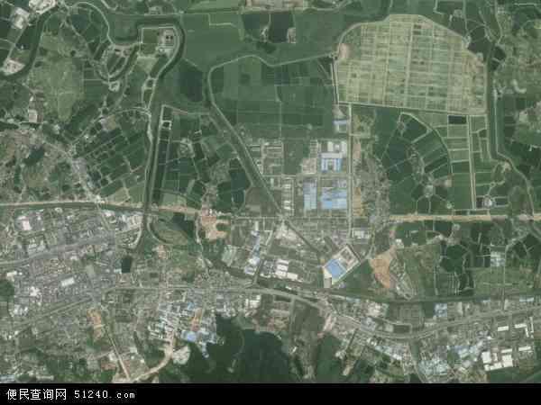 谢山村卫星地图 - 谢山村高清卫星地图