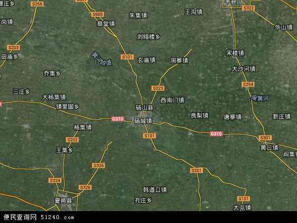 高铁新区地图 - 高铁新区卫星地图