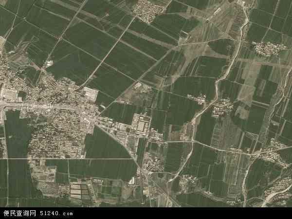 中国辽宁省朝阳市建平县黑水镇地图(卫星地图)