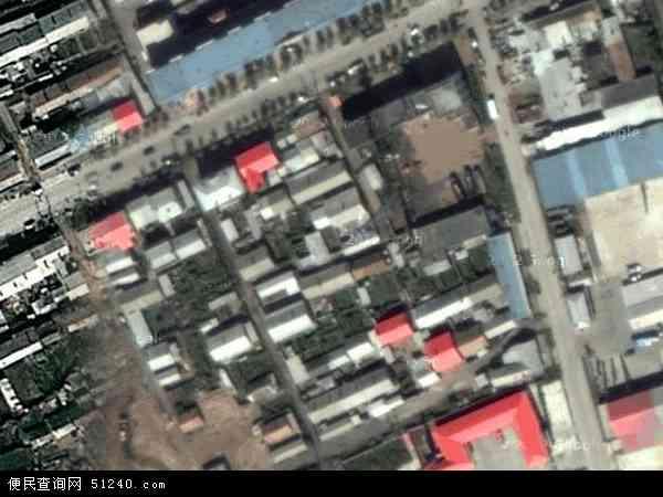 中国黑龙江省佳木斯市汤原县鹤立林业局地图