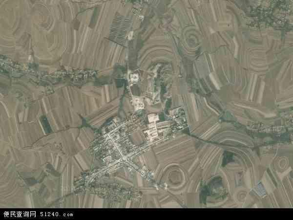 建设镇地图 - 建设镇卫星地图 - 建设镇高清航拍