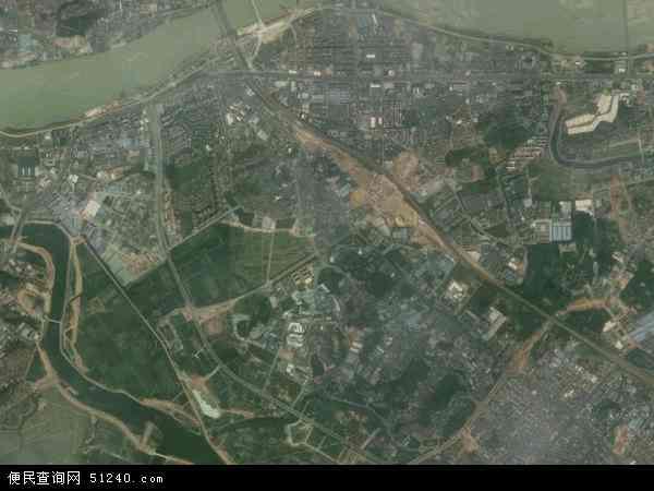 京山村卫星地图 - 京山村高清卫星地图