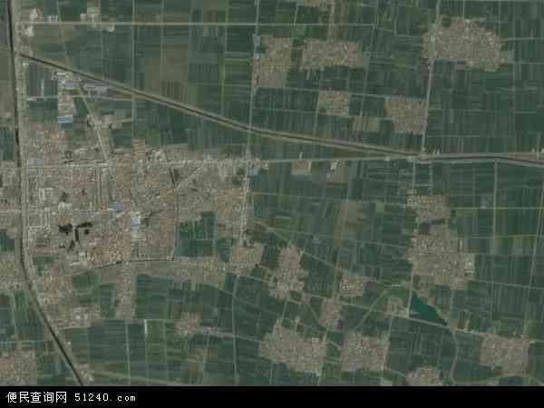 老城高清航拍地图 - 2016年老城高清卫星地图