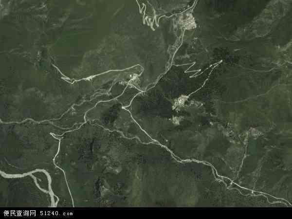 辽西乡卫星地图 - 辽西乡高清卫星地图