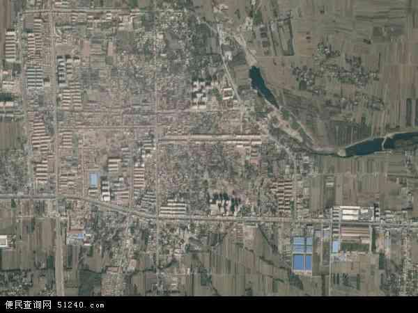 2016涞水镇卫星地图,涞水镇北斗卫星地图2017,部分地区可以实现高清