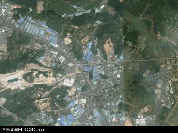连平村卫星地图 - 连平村高清卫星地图 - 连平村高清航拍地图 - 2018