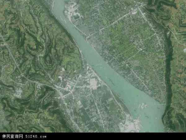 刘营镇高清卫星地图