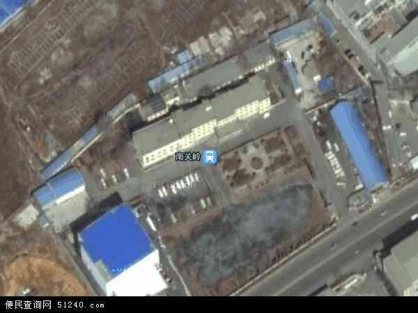 南关岭地图-静安岭地图小学-南关岭卫星寄宿南关高清航拍图片