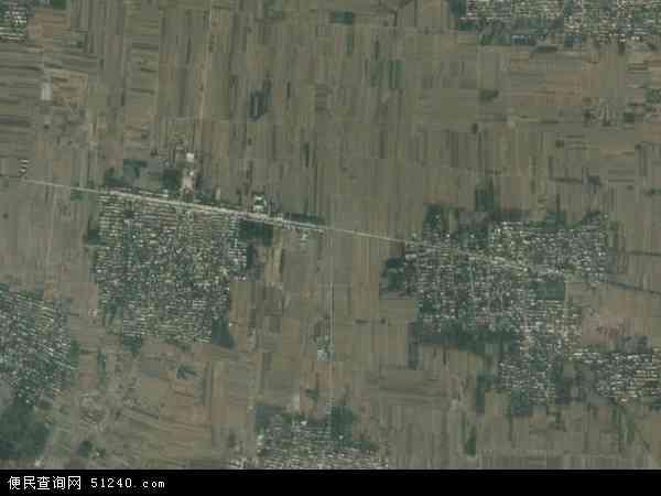 庞村镇卫星地图 - 庞村镇高清卫星地图