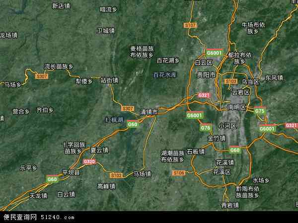 贵州贵阳清镇地图_清镇市地图 - 清镇市卫星地图 - 清镇市高清航拍地图