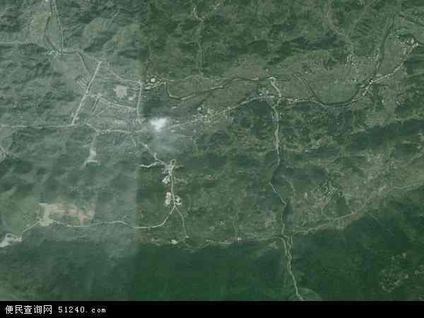 瑞塔铺镇卫星地图 - 瑞塔铺镇高清卫星地图