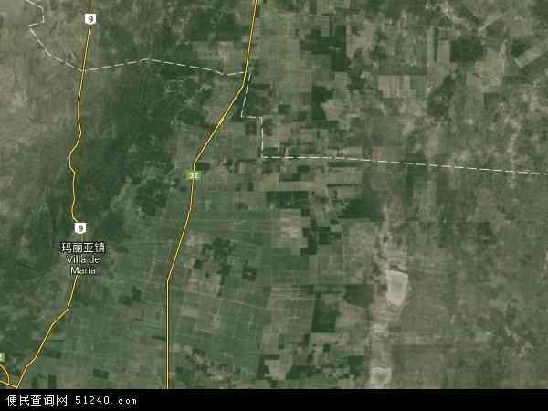 圣路易斯卫星地图 - 圣路易斯高清卫星地图 - 圣路易斯高清航拍地图