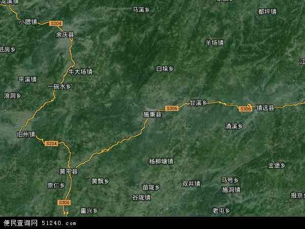 施秉县合并过后每个乡镇还有几个村