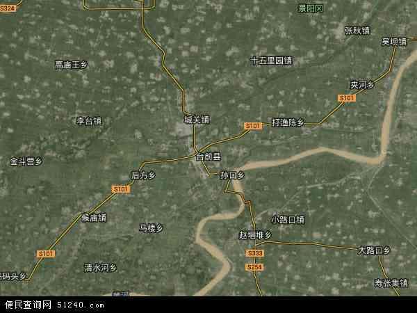 台前县地图 台前县卫星地图 台前县高清航拍地图 台前县高清卫星地图 高清图片