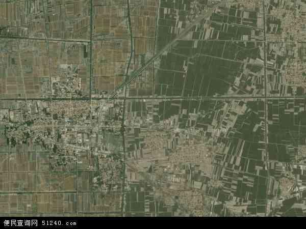 中国山东省滨州市阳信县温店镇地图(卫星地图)