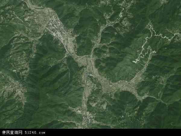 北斗卫星地图高清村庄地图_北斗高清卫星地图