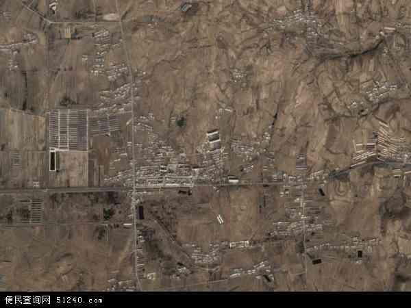 中国辽宁省大连市普兰店市星台镇地图(卫星地图)
