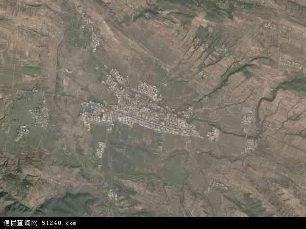 中国河南省洛阳市宜阳县赵保镇地图(卫星地图)图片