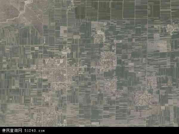 北张镇2016年卫星地图 中国山西省运城市新绛县北张镇地图图片