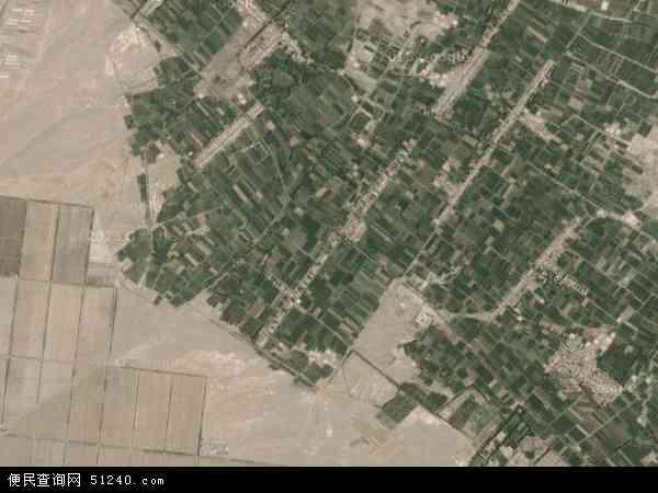 长城区地图 - 长城区卫星地图