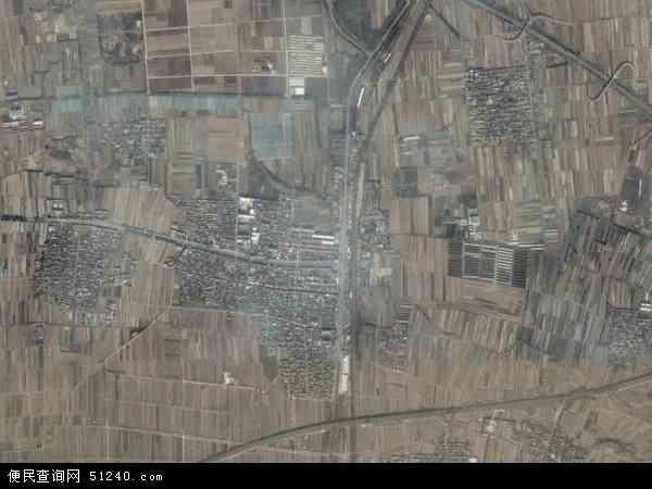 中国山西省晋中市榆次区东阳镇地图(卫星地图)图片