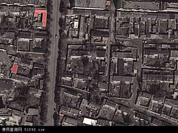 中国新疆维吾尔自治区塔城地区裕民县哈拉布拉镇地图
