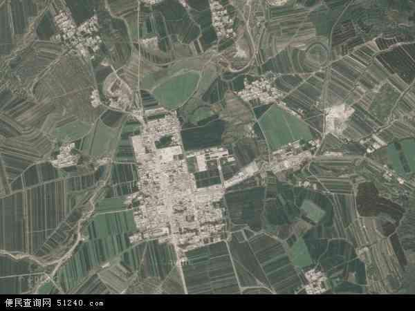 中国辽宁省朝阳市建平县建平镇地图(卫星地图)