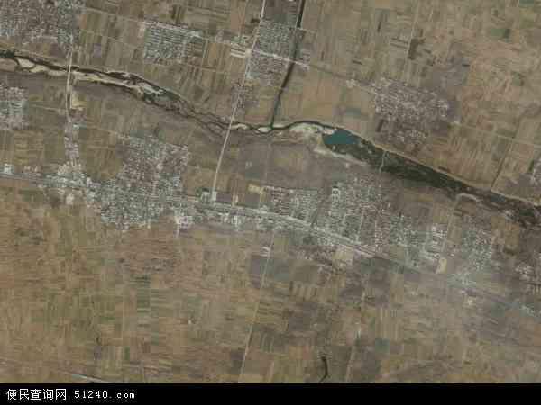 苗馆镇高清卫星地图 苗馆镇2016年卫星地图 中国山东省济宁市泗水