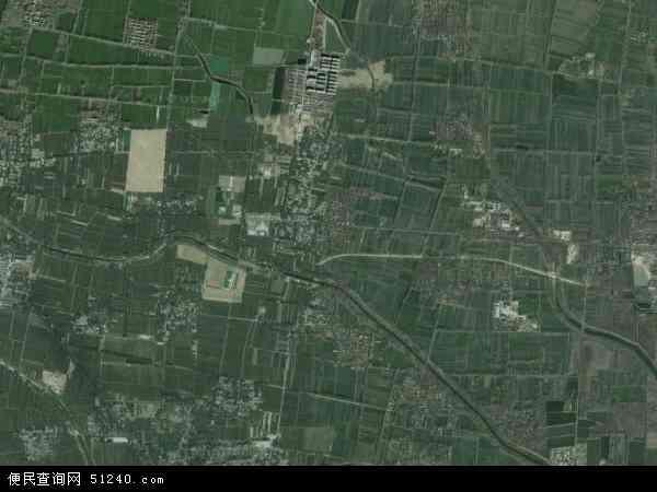 苗桥镇卫星地图 - 苗桥镇高清卫星地图 - 苗桥镇高清航拍地图 - 2018