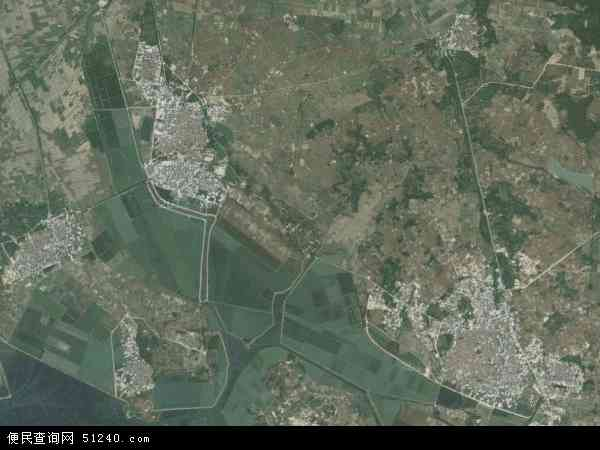 中国广东省揭阳市惠来县岐石镇地图(卫星地图)