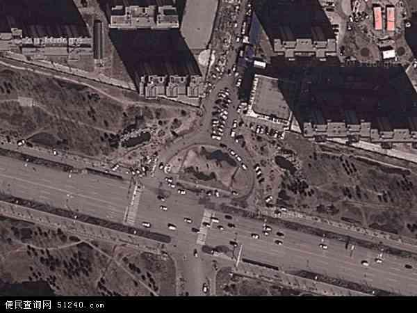 中国河北省唐山市开平区税务庄地图(卫星地图)
