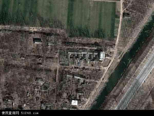 三塔镇卫星地图 - 三塔镇高清卫星地图