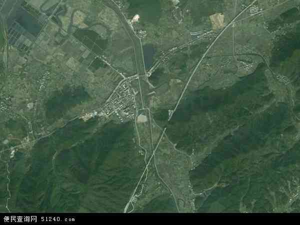 安徽农村卫星地图_2019年农村卫星地图图片