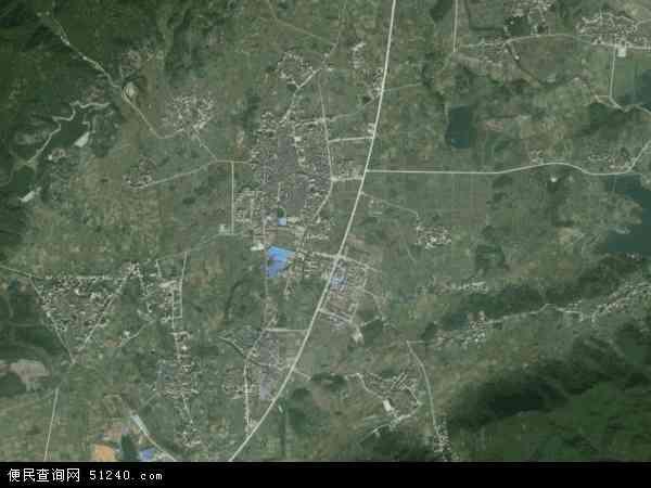 唐先镇卫星地图 - 唐先镇高清卫星地图