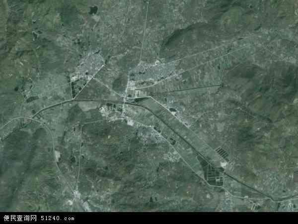 新圩镇高清卫星地图 新圩镇2016年卫星地图 中国广东省潮州市饶平