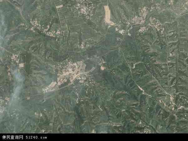 中国山西省长治市襄垣县下良镇地图(卫星地图)