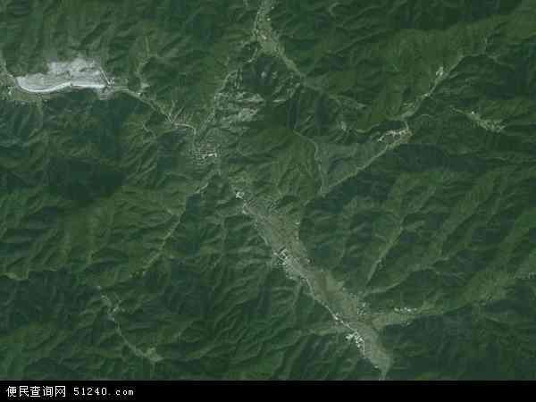 小龙镇地图 - 小龙镇卫星地图 - 小龙镇高清航拍