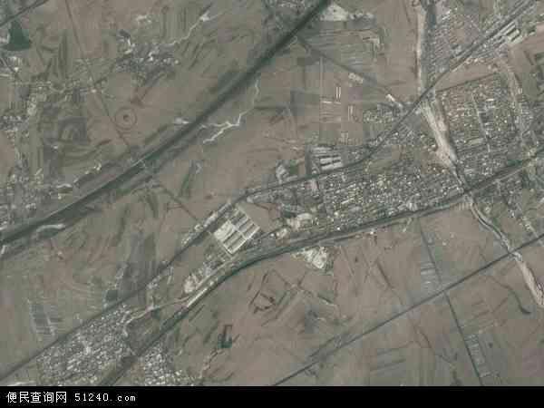 中国辽宁省葫芦岛市绥中县西甸子镇地图(卫星地图)