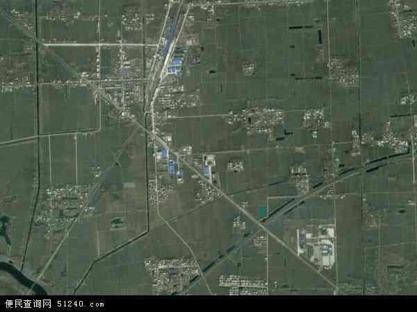 中国安徽省亳州市利辛县西潘楼镇地图(卫星地图)