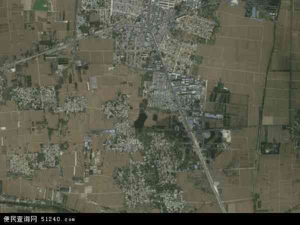 微山县行政地图_欢城镇地图_济宁市微山县欢城镇地图