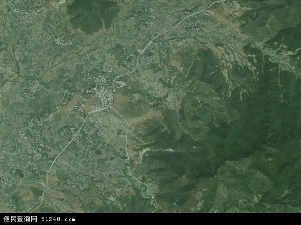 安平镇高清卫星航拍地图图片