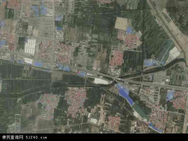 白沙镇地图 - 白沙镇卫星地图 - 白沙镇高清航拍