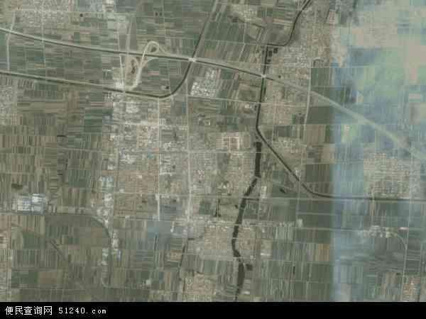 中国江苏省连云港市赣榆县班庄镇地图(卫星地图)