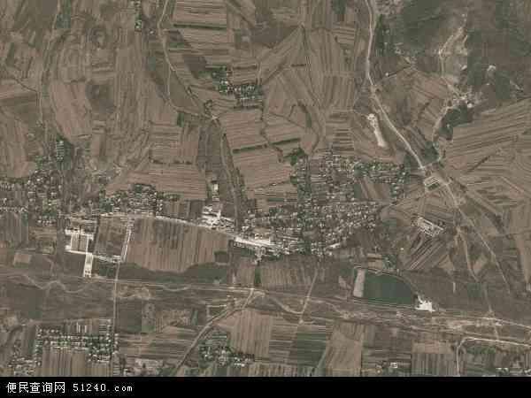 中国辽宁省朝阳市北票市宝国老镇地图(卫星地图)