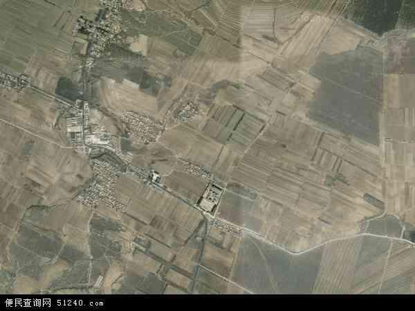 中国辽宁省朝阳市建平县昌隆镇地图(卫星地图)