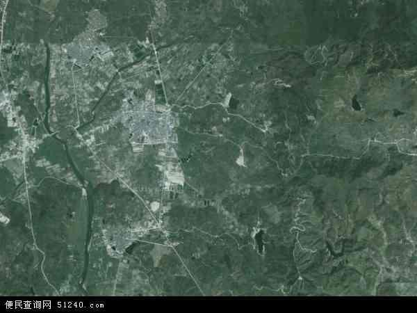 浮山镇2018年卫星地图 中国广东省潮州市饶平县浮山镇地图