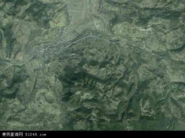 重庆巫山福田地图_福田镇地图 - 福田镇卫星地图 - 福田镇高清航拍地图