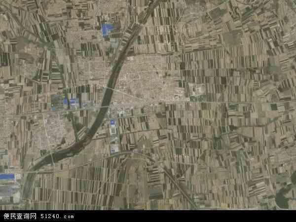 高村镇地图 - 高村镇卫星地图